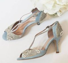 duck egg blue shoes - Google Search