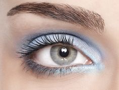 olhos azuis acinzentados - Pesquisa Google