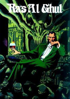 Batman Villains images Ra's Al Ghul HD wallpaper and background photos