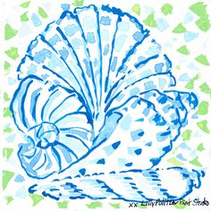 But first...let me take a shell-fie. #lilly5x5 #TGIF