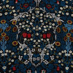New year, new fabric.... We love this stunning design by William Morris - excited by the fabrics that 2016 will have to offer...