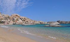 Plage paradisiaque de Corse