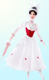 Mary Poppins Barbie Doll - I had her as my Kindergarten teacher