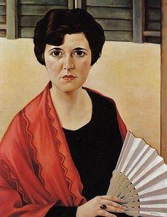 Christian Schad (German artist, 1894–1982) [Dada, New Objectivity, Cubism 1915-1916] 1920s.