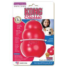 Kong Puppy small - Lek och träning - xxl.se 69 kr.