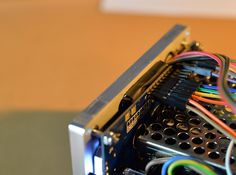 A Squeezebox replacement based on the HiFiBerry DAC and the Raspberry Pi