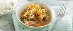 Curry massaman au bœuf