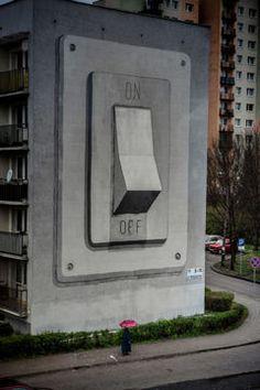 Las #20mejores fotos de grafittis urbanos pintados en tres dimensiones (Imperdibles) - La 100