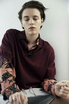 This is a fanpage for model Erika Linder. Queer Fashion, Tomboy Fashion, Tomboy Outfits, Emo Outfits, Pretty People, Beautiful People, Beautiful Pictures, Erika Linder, Below Her Mouth