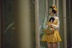 カルト漫画を初実写映画化した「少女椿」 色鮮やかで独特なキャラクター写真が公開 - 画像3