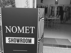 SS2017 Men & Women - NOMET SHOWROOM - Omotesando
