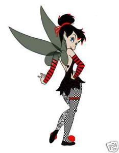 Punk Tinkerbell | Clothes, Shoes & Accessories > Kids' Clothes, Shoes & Accs. > Girls ...
