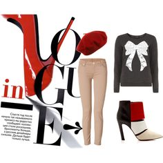 """Stylish walk"" by fossil0809 on Polyvore"