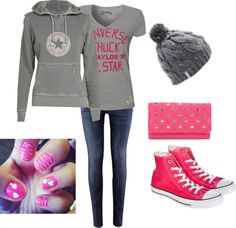 """All Star"" by kaylaike on Polyvore"