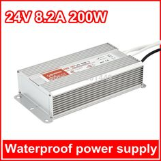 Factory direct> Electrical Equipment & Supplies> Power Supplies> Switching Power Supply>  LED Wateproof Series >LPV-200W-24V #Affiliate