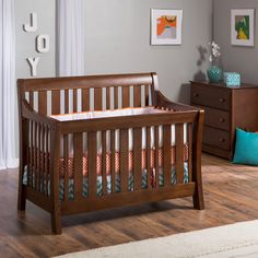Have to have it. Nursery Smart Darby 3-in-1 Convertible Crib Collection $349.00
