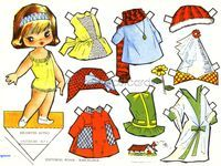 33 best Editorial Roma. Astro images on Pinterest | Dolls, Paper dolls and Fig