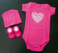 Nike Infant Baby Girl present for Ramona