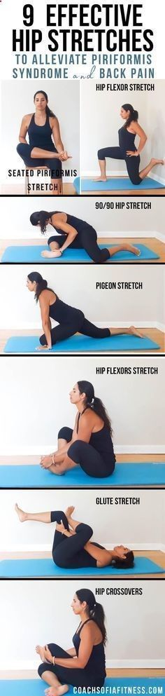 Easy Yoga Workout - While over stretching may not necessarily be good for your lower back, in this guide I explain how to wisely stretch the muscles that need to be stretched and the exercises that are the most beneficial to you. These exercises target the muscles that tend Get your sexiest body ever without,crunches,cardio,or ever setting foot in a gym