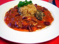 Chili Con Carne Hellapoliisin tapaan