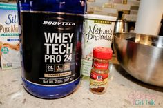 choosing the right protein supplement – protein 101