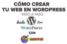Wordpress, Marketing Digital, Web Analytics, Social Networks