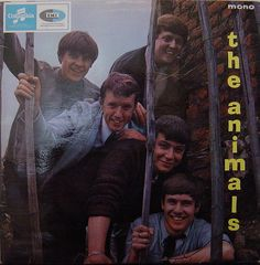 THE ANIMALS - first album