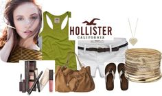 """""""Hollister"""" by julie-chadwick on Polyvore"""