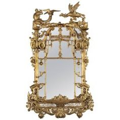 Antique and Vintage Mirrors - 13,121 For Sale at 1stdibs
