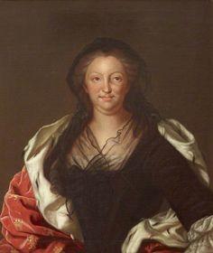Isabel de Farnesio viuda. (1747?) Louis Michel Van Loo.