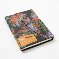 Paperblanks notebook.