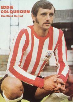 Eddie Colquhoun Sheffield United 1972