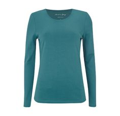 Christian Berg Women Longsleeve aus reiner Baumwolle - Mannequine. Little bit darker. For Deep Summer, too. For Soft Summer - if your colours are also little bit darker.
