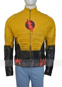 Shop countless new personas from our online cottage, we offer stylish Eobard Thawne Reverse Flash Jacket at nominal cost, Avail free shipping as well! #EobardThawneyellowjacket #EobardThawneleatherjacket #flashjacket #flashleatherjacket