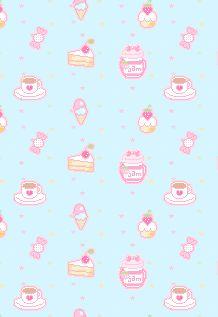 Kawaii wallpaper | Tumblr - Wallpaper Zone | hello kitty wallpaper ...