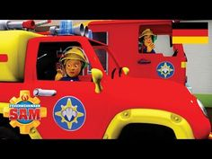 Fireman Sam, Leo, Youtube, Sketches, Cute Animals, Nursery Rhymes, Garden Parties, Deutsch, Lion