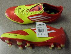 Adidas F50 TRX FG adizero Soccer Boots Cleats V23954 Mens Size 10.5 Shoes Futbol #adidas