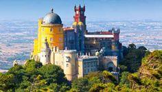 Cómo ir de Lisboa a Sintra en tren (Portugal)