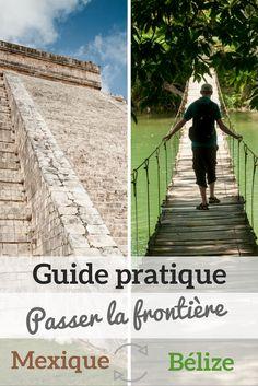 Notre récit et informations pratiques pour traverser la frontière entre le Mexique et le Bélize. De quoi la passer tranquillement et sans prise de tête lors de votre voyage en Amérique latine.