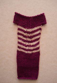 Handmade Hand Knitted Barbie Summer Cotton by BarbiesRetroBoutique