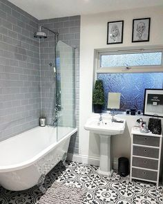 Cozy Bathroom Design Ideas for Small Space in Your Home: No Longer a Mystery Bathrooms are a particularly dangerous portion of the home. Every bathroom wants a bath vanity. To make a huge bathroom, there are a number of vital… Continue Reading → Cozy Bathroom, Bathroom Renos, Bathroom Styling, White Bathroom, Bathroom Renovations, Modern Bathroom, Bathroom Showers, Bathroom Ideas, Diy Shower