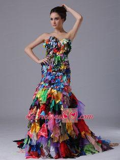 Unusual Prom Dresses