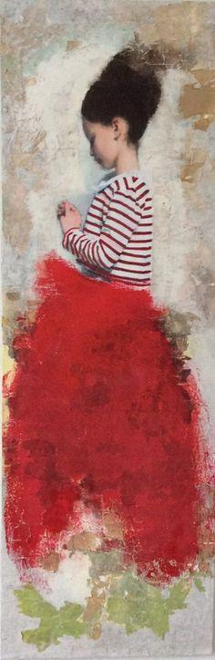 Veronique Paquereau - Contemporary Artist - Poetic Atmosphere - Univers Poétique - Matin Poudré