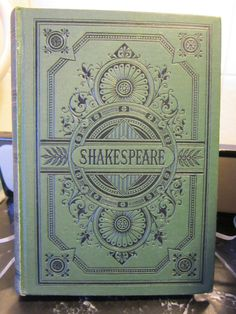 SHAKESPEARE Book Set 12 volume's in 6 books by SarahMosesAntiques