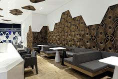 Piece of Paradise by Mode Design Studio A Restaurant and Bar Award Design nominated eatery in Bulgaria