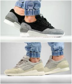 """Asics Gel Respector """"Moon Crater"""" Pack Shoe Game, Sports Shoes, Asics, Sneaker, Slippers, Shoes Sneakers, Plimsoll Shoe, Tennis, Keds"""