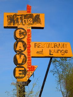 The Cave.......Gary, Indiana