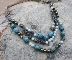 Cozy Winter Days Necklace (Customer Design) - Lima Beads