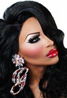 jinx monsoon pics | drag queen # drag makeup # makeup