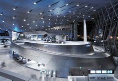 BMW Welt Service Building Coop Himmelb(l)au
